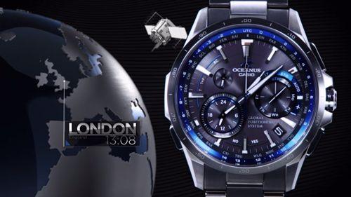 Giá đồng hồ Casio Oceanus là bao nhiêu?