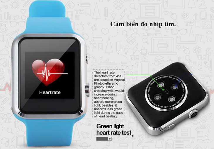 4 Lí do nên sở hữu ngay cho mình đồng hồ thông minh theo dõi sức khỏe
