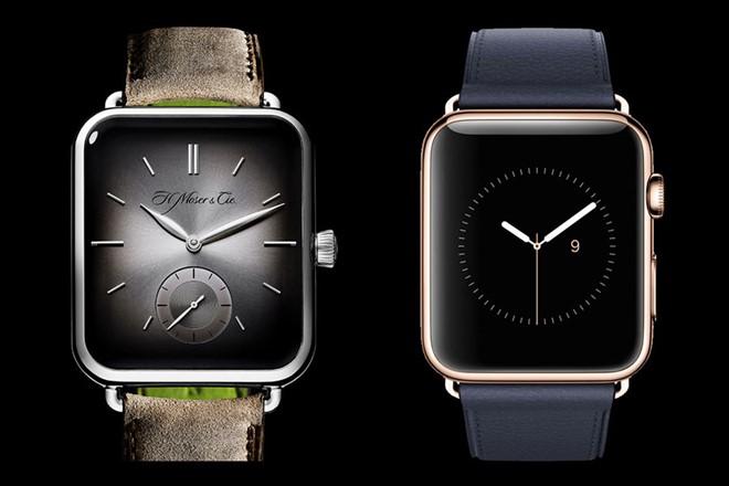 Đồng hồ giống Apple Watch giá hơn 500 triệu đã có mặt tại Việt Nam