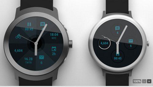 Smartwatch sẽ được Google phát hành vào đầu năm 2017
