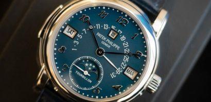 Đồng hồ đeo tay Thụy Sĩ 165 Tỷ siêu hot