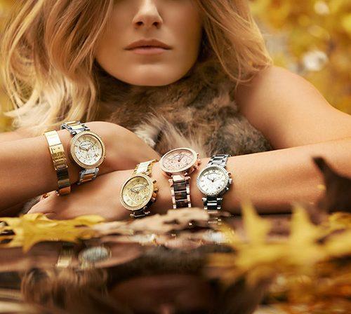 Đồng hồ nữ mạ vàng phong cách đầy sang trọng