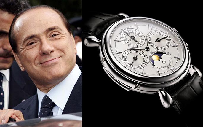 Chiêm ngưỡng đồng hồ đeo tay của các nguyên thủ quốc gia
