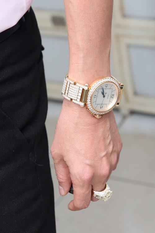 Ngắm đồng hồ đeo tay 4 tỷ của Đàm Vĩnh Hưng