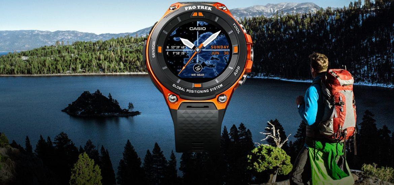 Các tính năng chính của đồng hồ WSD-F20 có định vị GPS