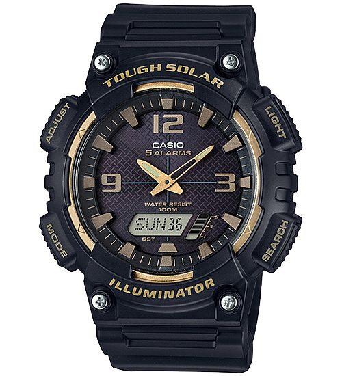 Cách chỉnh giờ đồng hồ Casio Illuminator như thế nào
