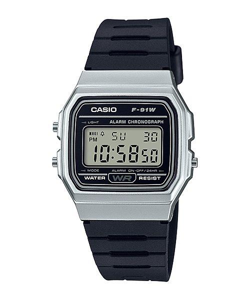 Đồng hồ Cổ điển Casio F-91WM-7A dành cho trẻ em