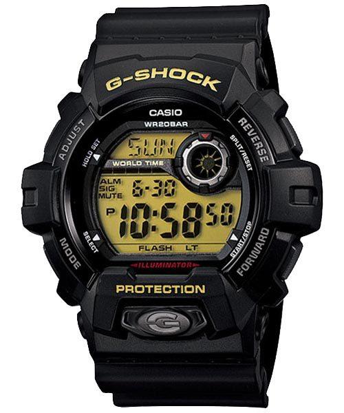 Cách chỉnh đèn tự động của đồng hồ G Shock G-8900-1DR