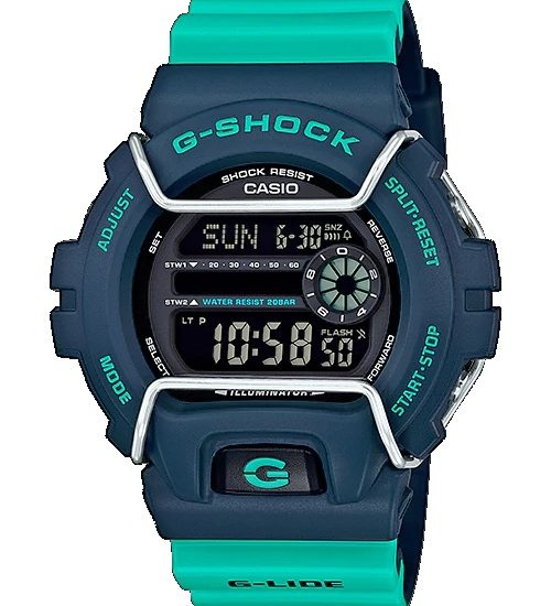"""Cùng """"Lạc trôi"""" vào bộ sưu tập G-Shock GLS-6900 đẳng cấp"""