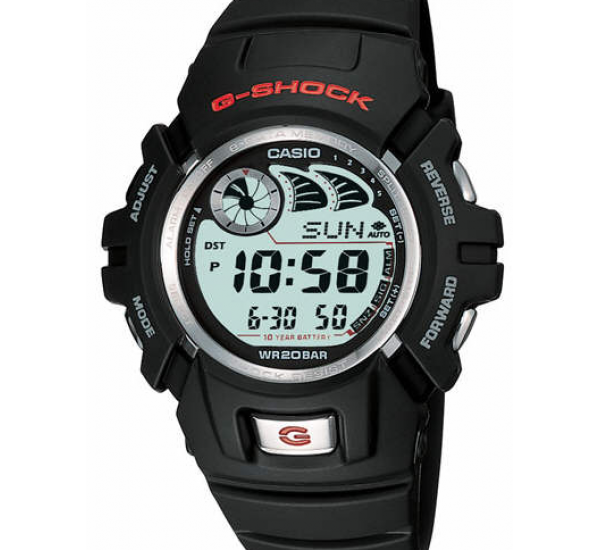 Cách chỉnh giờ đồng hồ G Shock G-2900F-1V siêu đơn giản