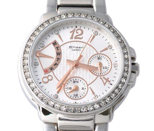 Có nên mua đồng hồ Casio Sheen Fake giá 50k?