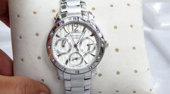 Có nên mua đồng hồ Casio Sheen xách tay hay không?