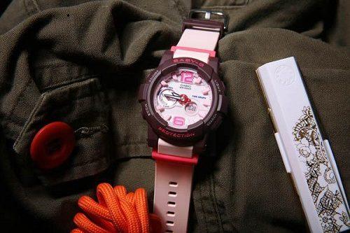 Cách chỉnh đồng giờ đồng hồ Baby-G Fake cực dễ