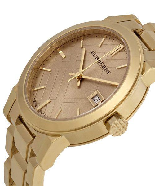 Cách nhận biết đồng hồ Burberry chính hãng