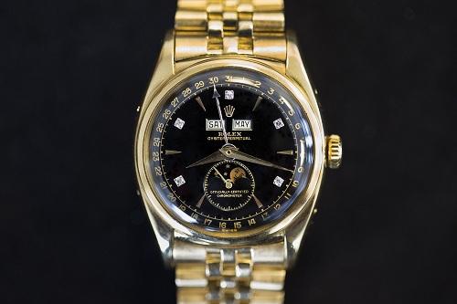 Đồng hồ Thụy Sĩ của Vua Bảo Đại đấu giá đắt nhất thế giới