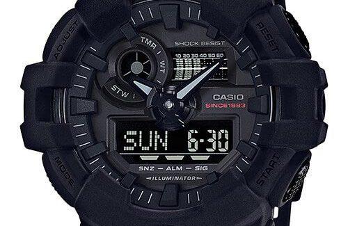 Khám phá dòng đồng hồ G Shock GA-800 phiên bản đặc biệt