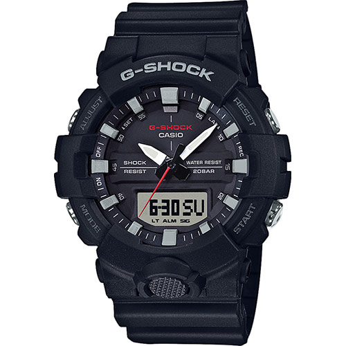 Khám phá đồng hồ G-Shock GA-800 mới nhất
