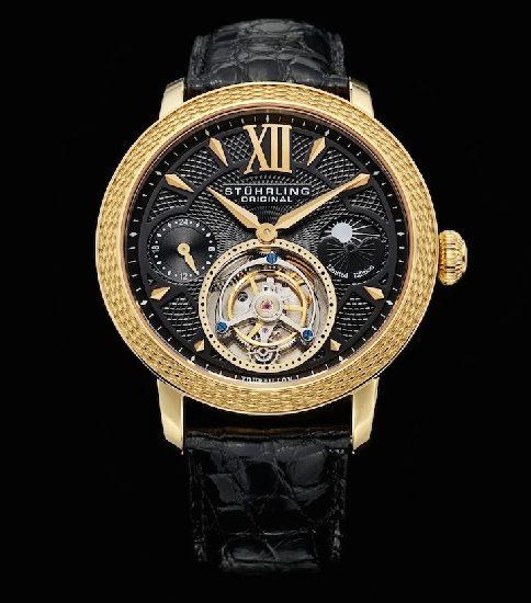 Đồng hồ Stuhrling sản xuất ở đâu? đồng hồ Stuhrling của nước nào?