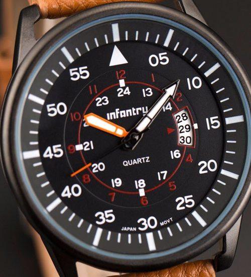 Đồng hồ Infantry của nước nào?