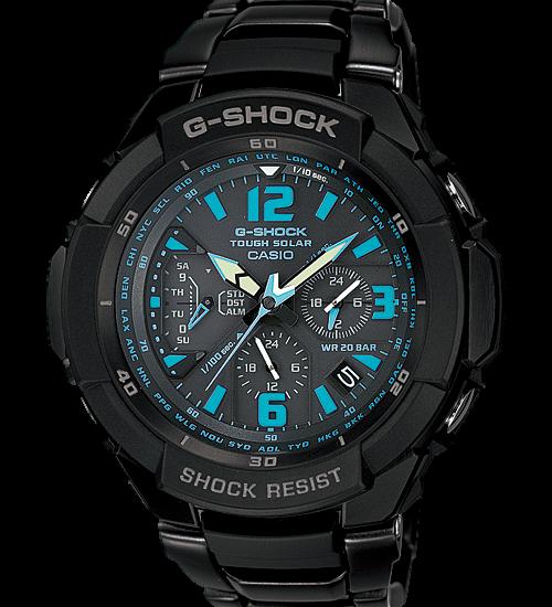 Cách chỉnh giờ đồng hồ GShock G-1200 và Hướng dẫn sử dụng chi tiết