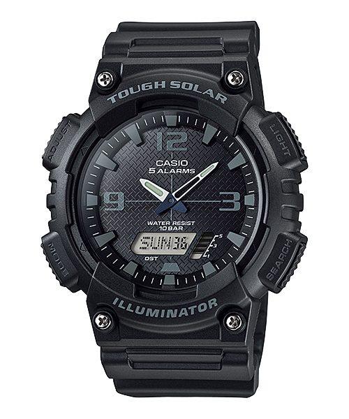 Cách chỉnh giờ và hướng dẫn sử dụng đồng hồCasio AQ-S810 siêu đơn giản