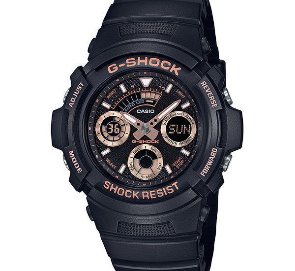 Hướng dẫn cách chỉnh giờ đồng hồ AW-591GBX-1A4 siêu đơn giản