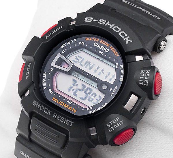 Cách chỉnh giờ và hướng dẫn sử dụng đồng hồG- SHOCK G-9000 siêu nhanh