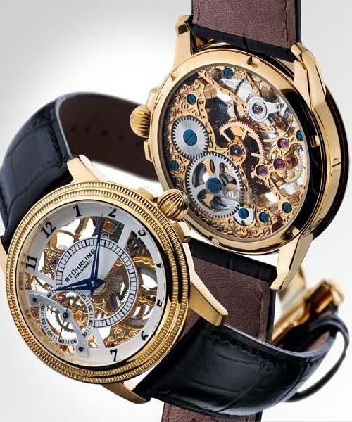 Cách nhận biết đồng hồ Stuhrling chính hãng