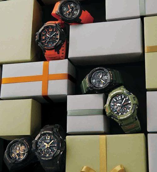 Đồng hồ Casio PAIR Baby-G & G Shock ngọt ngào dành tặng Cặp đôi