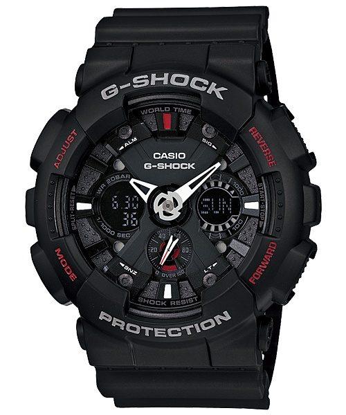 Bộ sưu tập đồng hồ Casio G Shock GA-120 dành cho người yêu thích thể thao