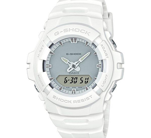 Trọn bộ sưu tập mẫu đồng hồ G Shock G-100 Phiên bản cổ điển