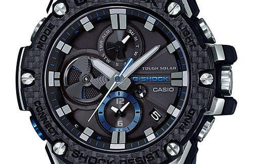 Khám phá tính năng đồng hồ Casio g Shock GST-B100XA-1A Pin năng lượng mặt trời