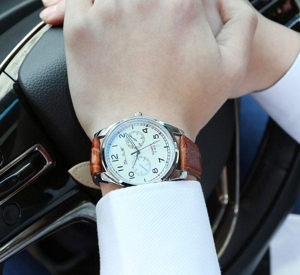 Những ưu điểm của đồng hồ Thuỵ Sỹ chính hãng
