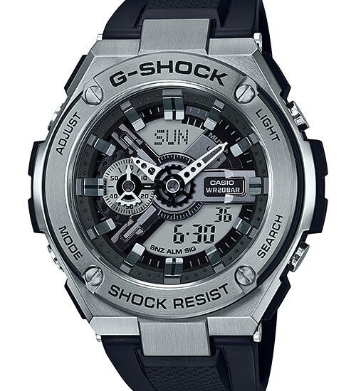 Siêu phẩm đồng hồ Casio G Shock G-STEEL GST-410