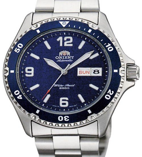 Sự lợi hại của đồng hồ Orient Mako 2!