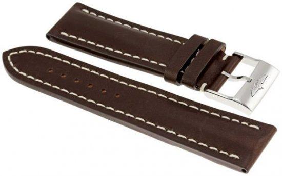 7 tuyệt chiêu phân biệt dây da đồng hồ thật giả dễ ợt