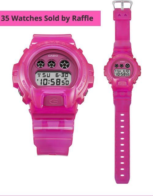Khám phá bộ sưu tập đồng hồ G Shock NIGO® x K.IBE