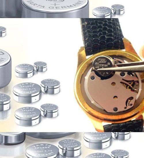 Hướng dẫn tự tay thay pin đồng hồ đeo tay đơn giản