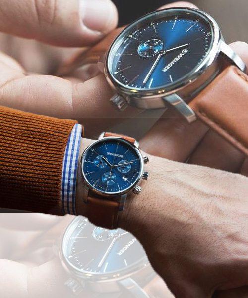 Phái mạnh có cổ tay nhỏ nên đeo đồng hồ như thế nào