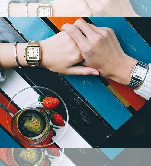 Đồng hồ đeo tay Casio luôn được ưa chuộng trên thị trường
