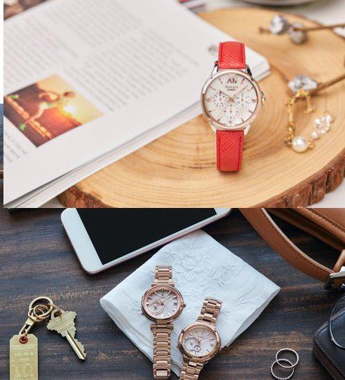 Đồng hồ dây da hay dây kim loại ? Các cô nàng nên chọn mẫu đồng hồ nào ?