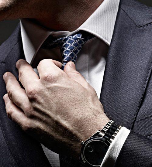 Đàn ông thành đạt luôn sở hữu đồng hồ trên tay