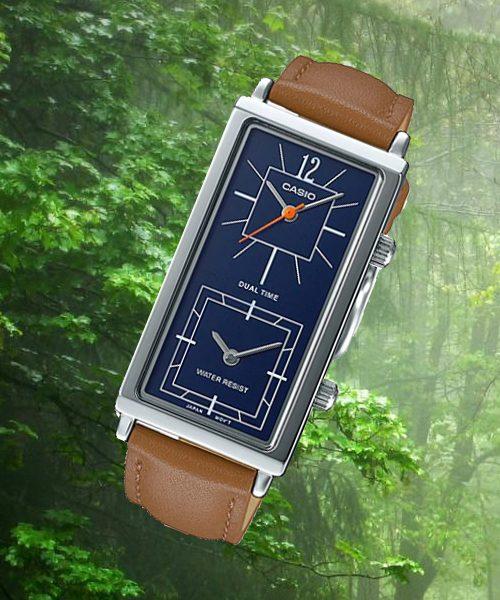 Đồng hồ Casio LTP-E151L-2B trang nhã thanh lịch độc đáo