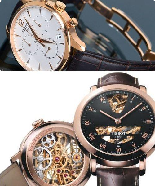 Đồng hồ Thụy Sĩ niềm khao khát của các quý ông