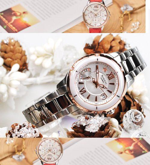 Đồng hồ nữ Casio được phái đẹp ưu tiên chọn lựa