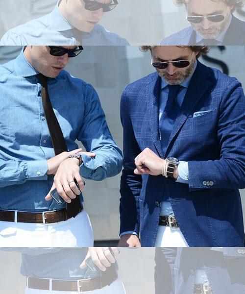 Nam doanh nhân nên chọn mẫu đồng hồ như thế nào ?