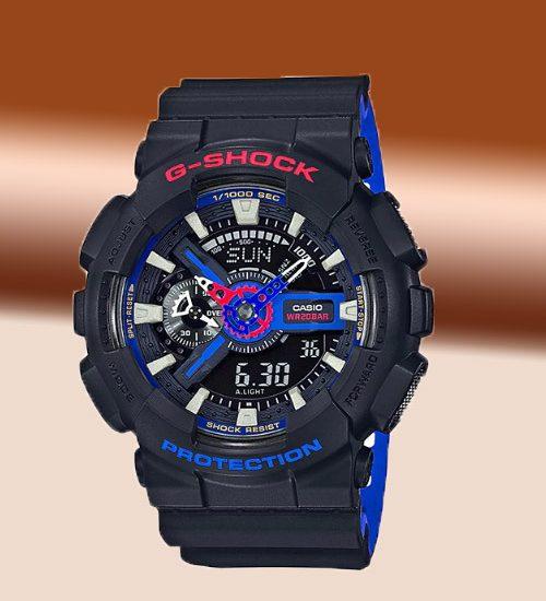 Hướng dẫn sử dụng đồng hồ G Shock GA-110 siêu dễ tại nhà