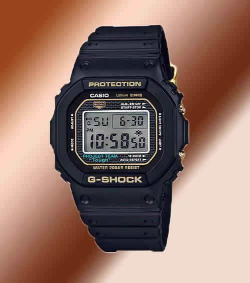 Đồng hồ Casio DW-5035D-1B chống nước chống sốc cực đỉnh