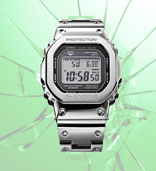 Vén màn bí ẩn cực sốc từ dòng đồng hồ G Shock GMW-B5000