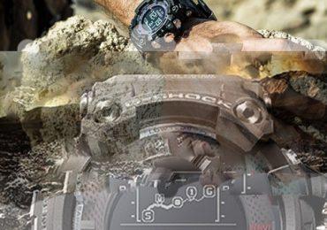 Đồng hồ Casio GPR-B1000-1 mẫu mới độc đáo cho dân phượt